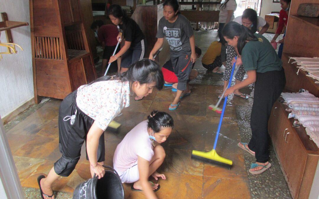 General Cleaning – Intake 34