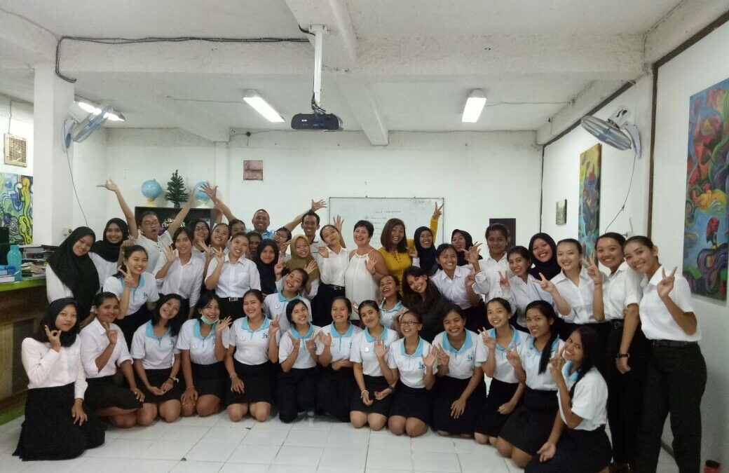 Sharing and Inspiring With The Haven Bali