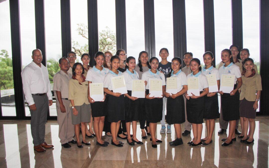 Intake 33 – Ayana Graduation