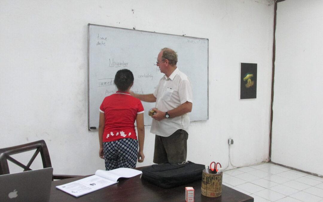 English Class is a Fun Class – Bali WISE Night Class