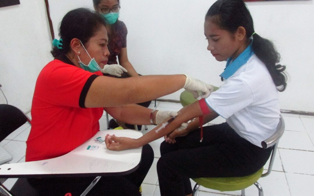 Intake 34 & 35 HIV Test