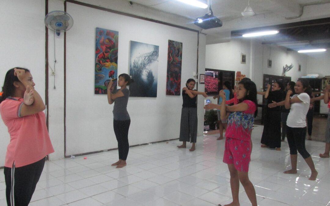 Night Class Activity – Intake 35 – Week 5
