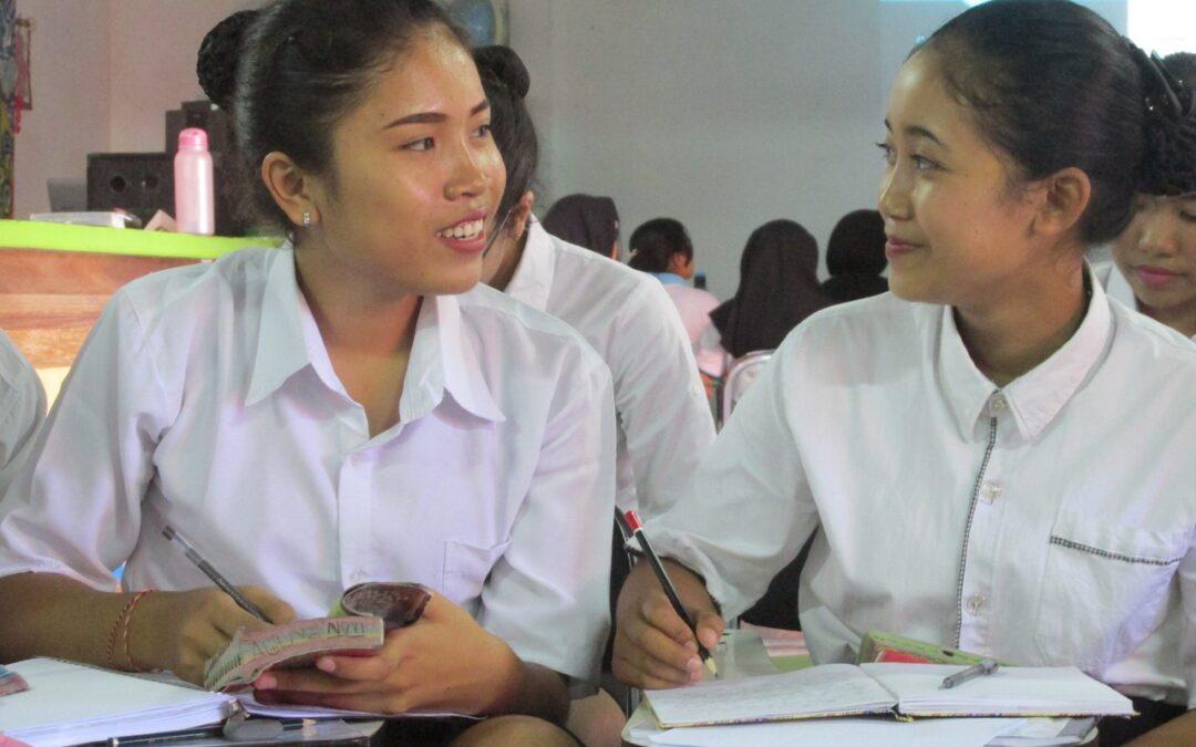 Fun English Class! – Intake 36