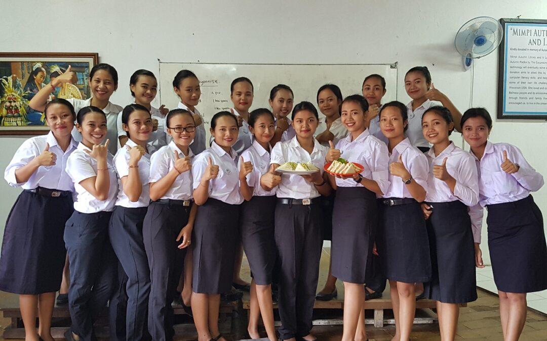 Intake 36 Cooking Class – Mayonnaise