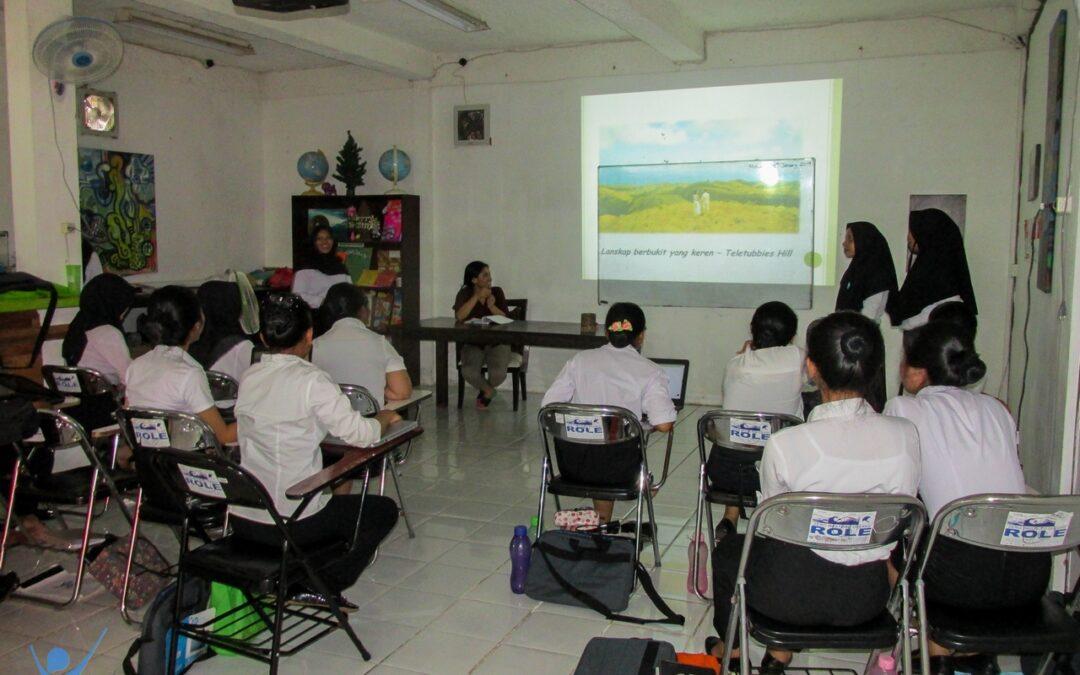 CV Writing and Presentation With Ms. Komang