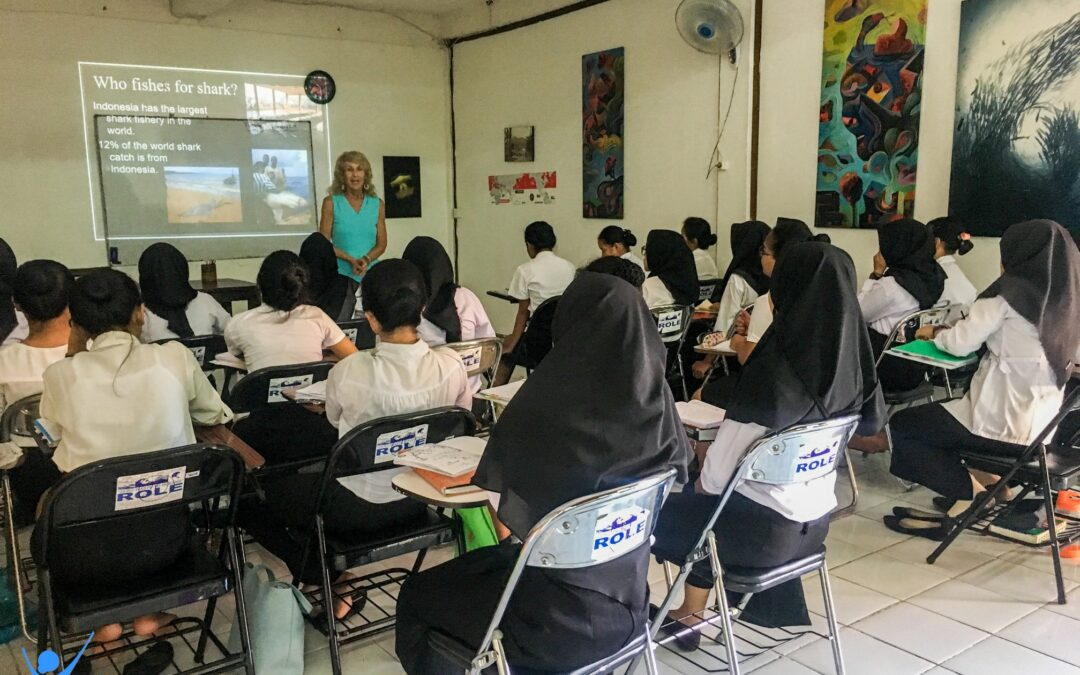 Shark Conservation with Ms. Lyn – Intake 39
