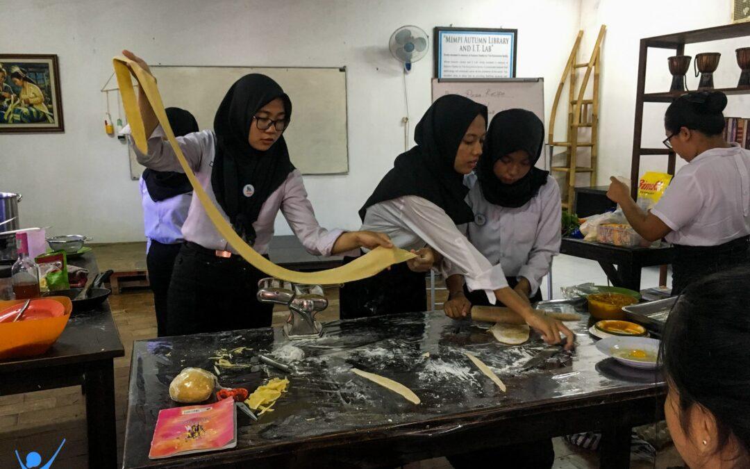Pasta Cooking Class – Intake 39
