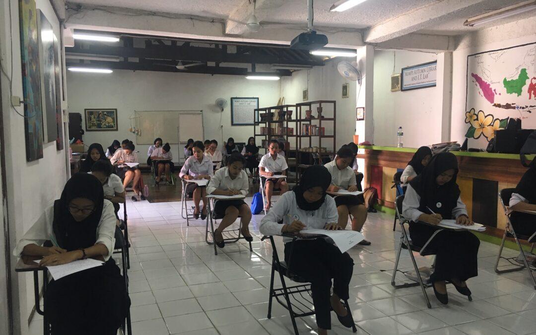 Intake 39 Final Exams