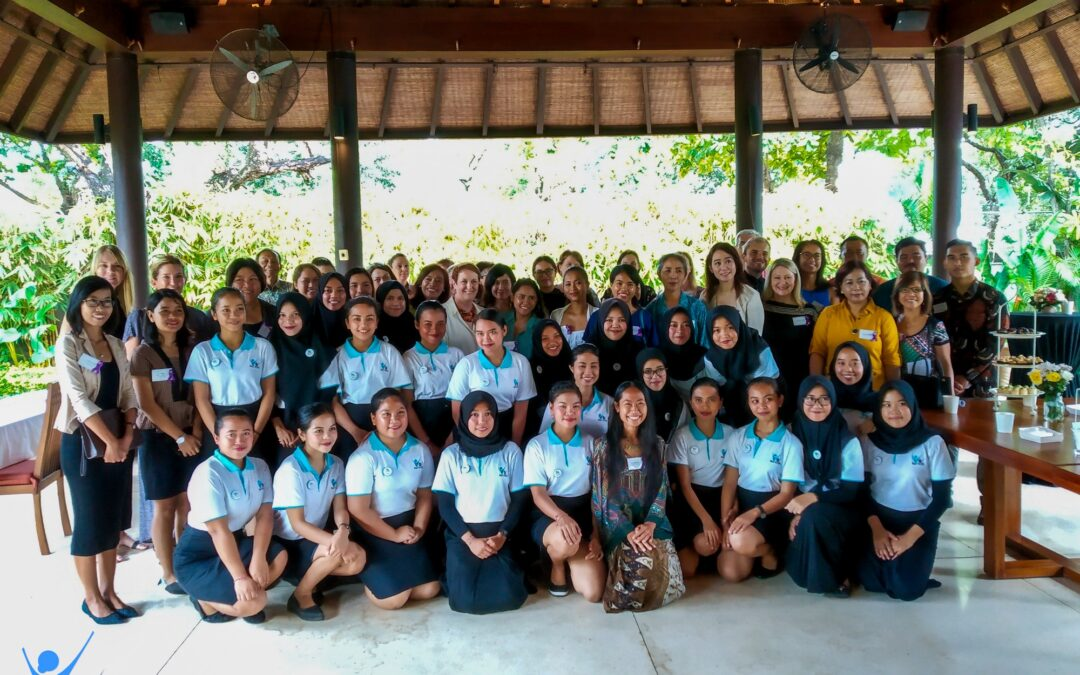 International Women's Day Celebration With Australian Consulate-General in Bali
