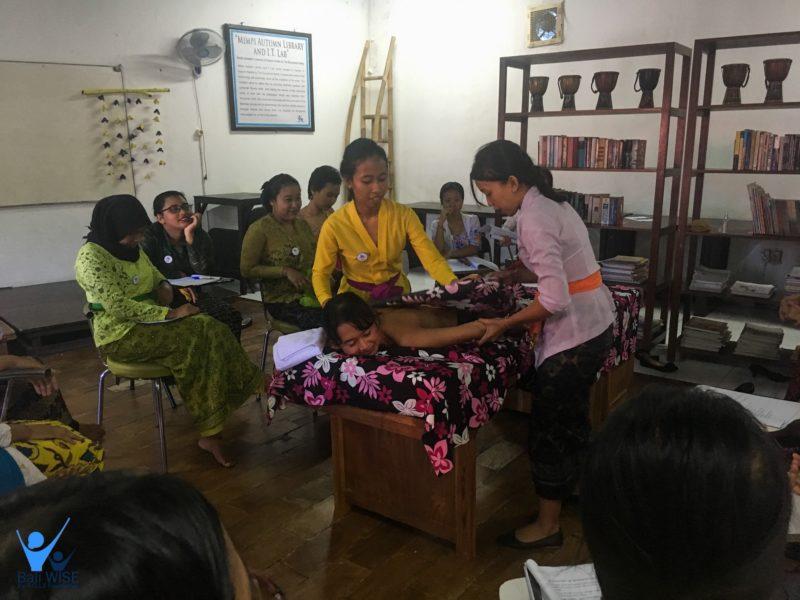 Spa Class Balinese Massage – Intake 40