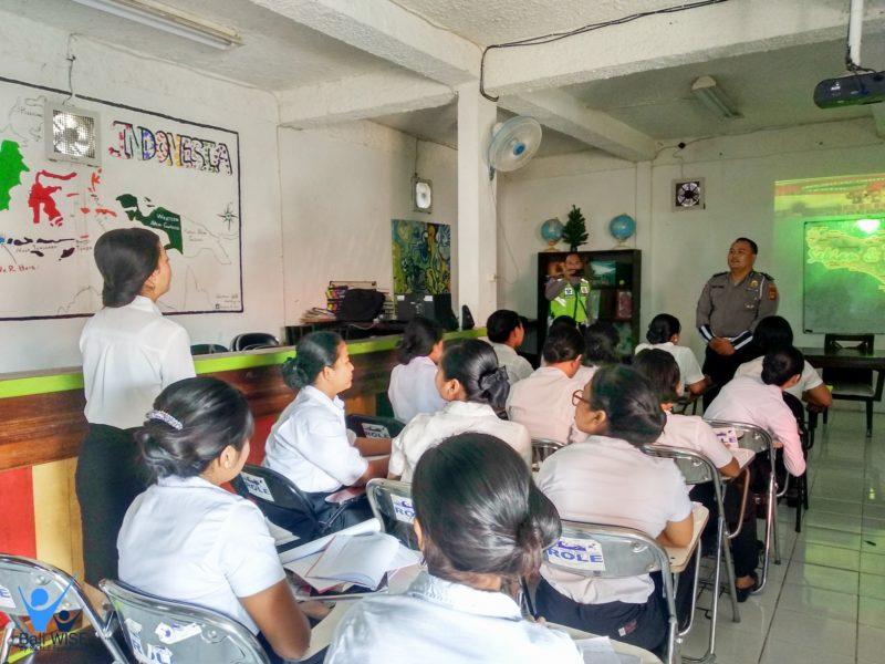 Road Safety and Drug Abuse Prevention Workshop