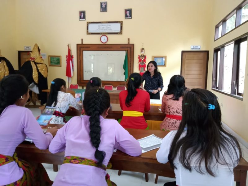 Gianyar and Bangli Recruitment Trip – September 2019