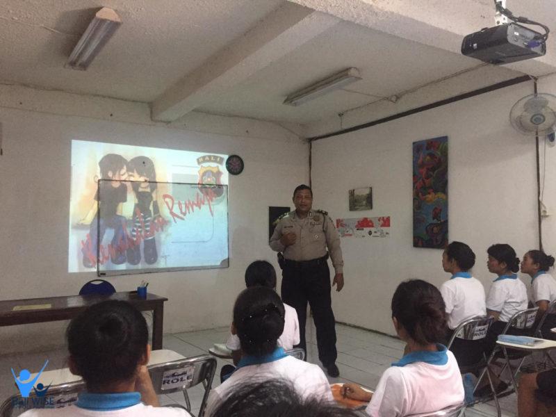 Road Safety and Drug abuse prevention Workshop – Intake 42