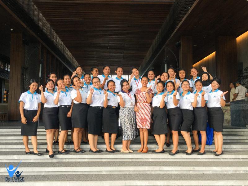 Mövenpick Resort & Spa Jimbaran Bali, Hotel Visit Experience – Intake 42