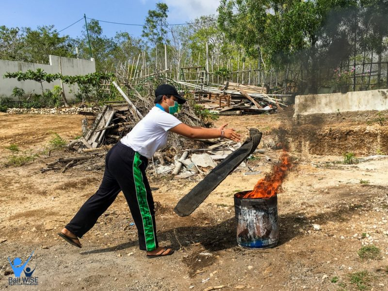Fire Prevention Training – Intake 42