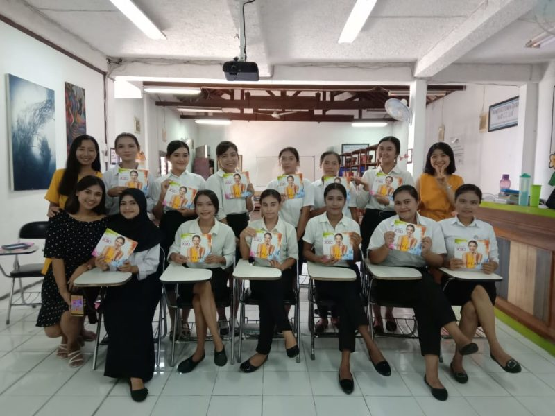 Oriflame Beauty Class for Intake 43