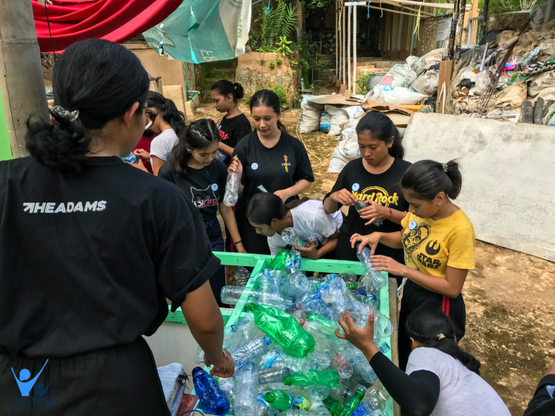 Recycling Plastic – Intake 43