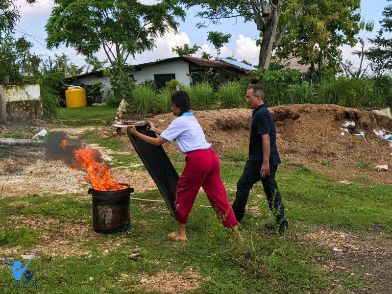 Stop the Fire! – Intake 43