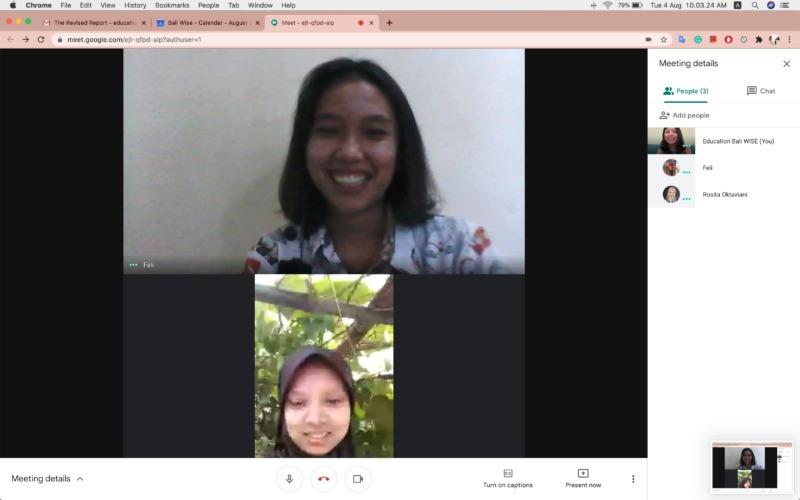 Brainstorm with Alumni in Java