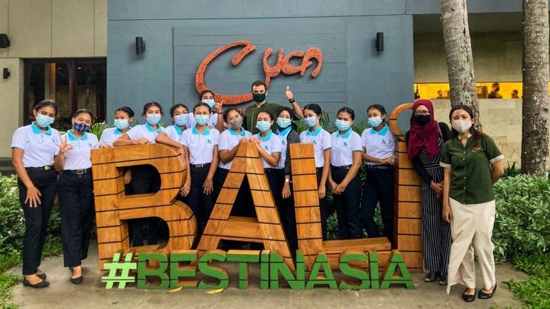 Bali WISE Education Partner – Cuca Restaurant