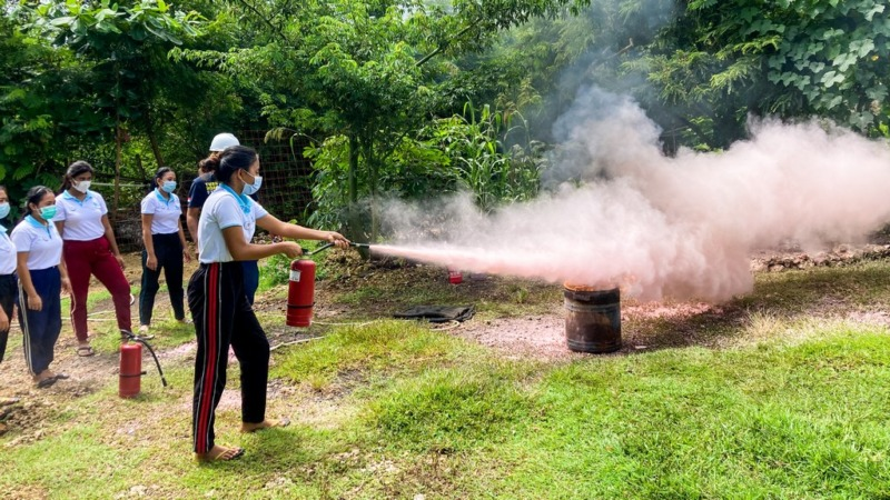 Fire Prevention and Safety Training
