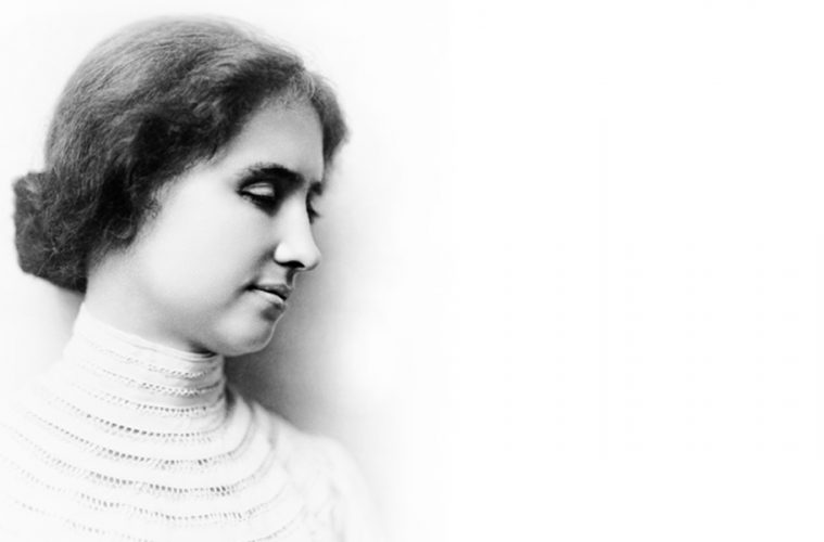 Helen Keller, A Miracle of the 20th Century