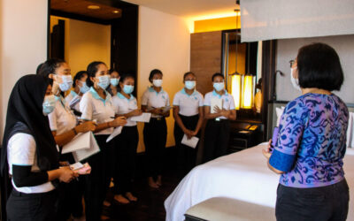A Hotel Visit: Looking Closer to A Luxurious Hospitality Business, The Apurva Kempinski Bali
